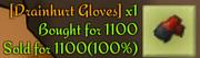 Drainhurt Gloves