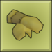 Item icon gold plated gloves
