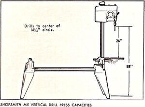 Drill Press Position