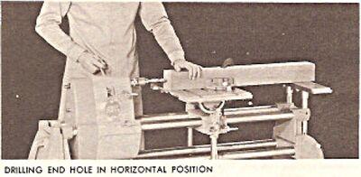 Horizontal Drill