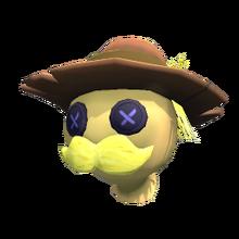 56 Scarecrow Head