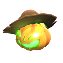 84 Scarecrow Pumpkin