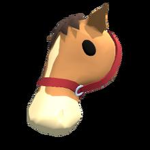 60 Horse Head