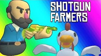 Shotgun Farmers Funny Moments - Get The Chicken!