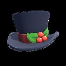 43 Snowman Hat