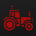 Tractor badge