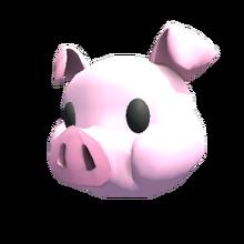 64 Pig Head