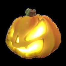 34 Pumpkin Head