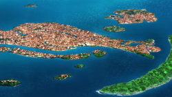 Venedik City-Top