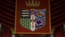 Balt Rhein imparatorluğunun arması