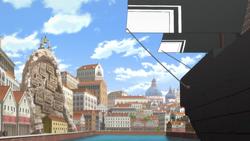 Venedik City-Port A