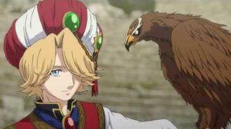 TVアニメ「将国のアルタイル」PV 2017年放送開始