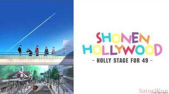 Shonen Hollywood op