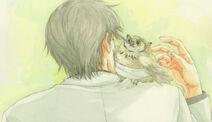 Cat and Sachou