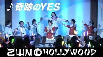 ♪奇跡のYES【ZEN THE HOLLYWOOD】1 17 BATUR TOKYO