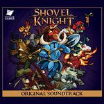 Shovel Knight Original Game Soundtrack Cover Art