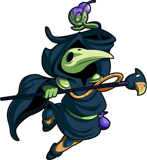 Plague Knight Treasure Trove