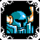 Shovel Knight Baron Set Portrait