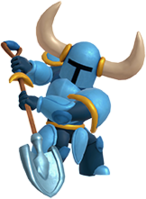 SSBU - Shovel Knight Assist Trophy