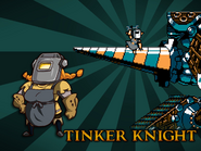 Body Swap Tinker Knight Card