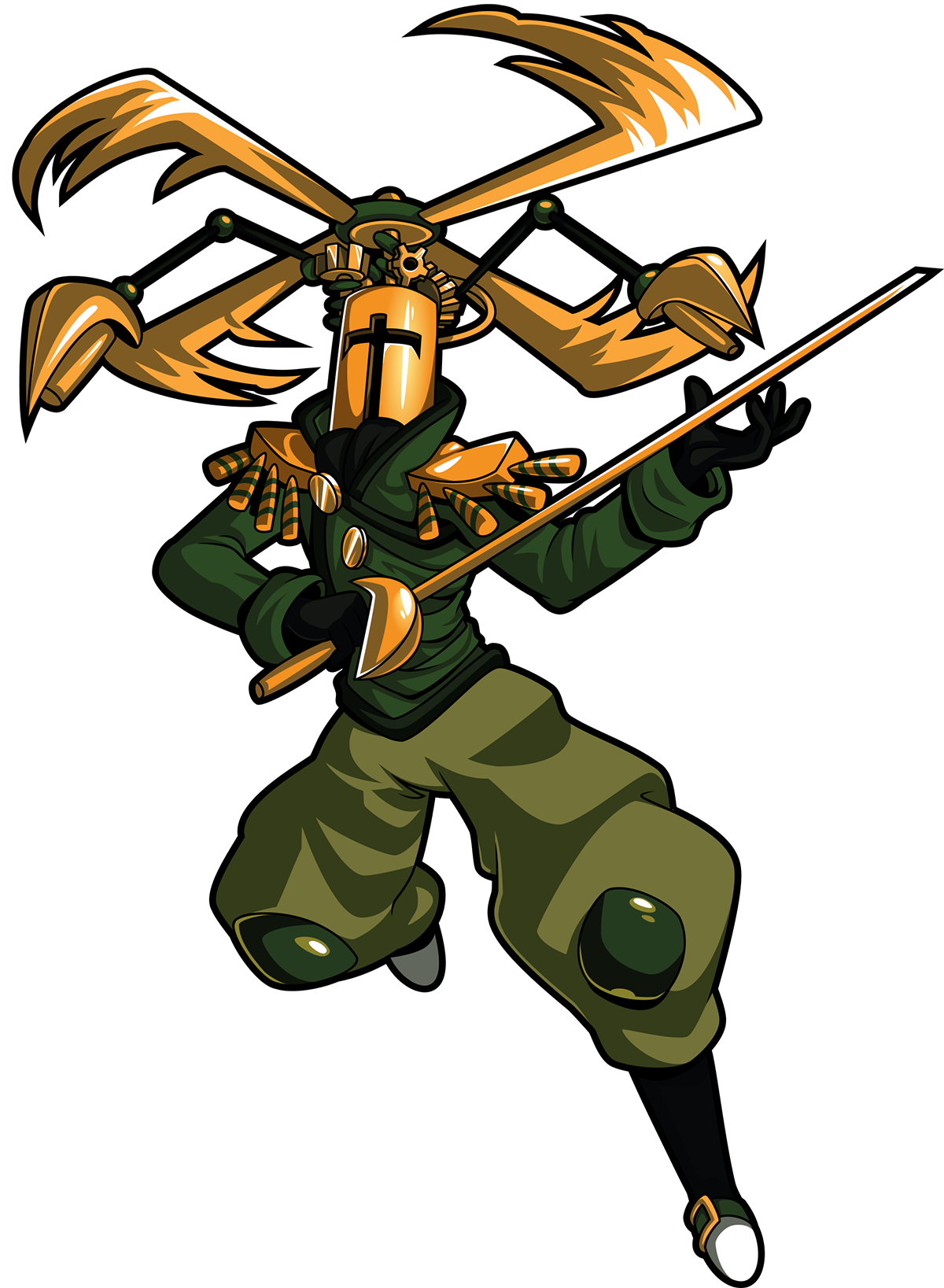 Propeller Knight   Shovel Knight Wiki   FANDOM powered by ...