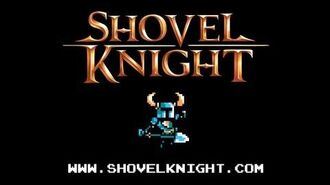 Shovel Knight reveal trailer