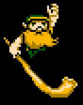 Unused Yoppler Recruit
