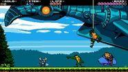 Shovel Knight and Battletoads Teaser