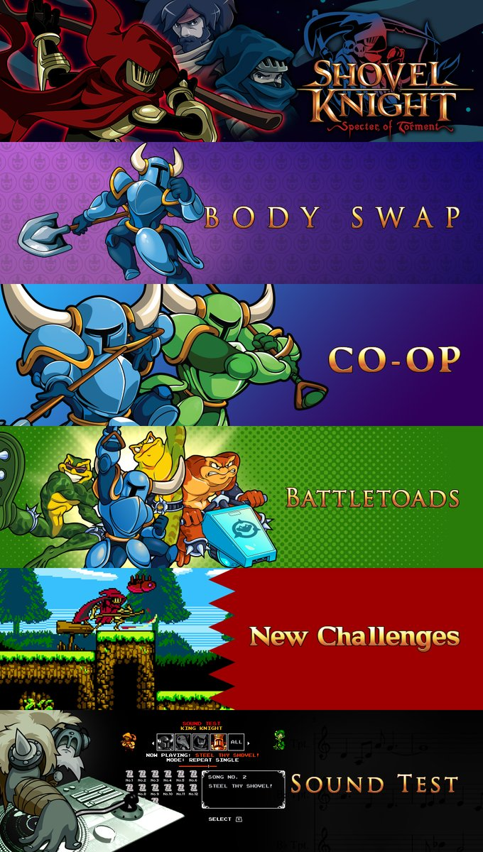 Version Differences | Shovel Knight Wiki | FANDOM powered by