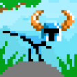 Shovel Knight Dino-Run DX