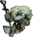 Polar Knight Treasure Trove