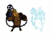 Body Swap Treasure Knight Concept 2