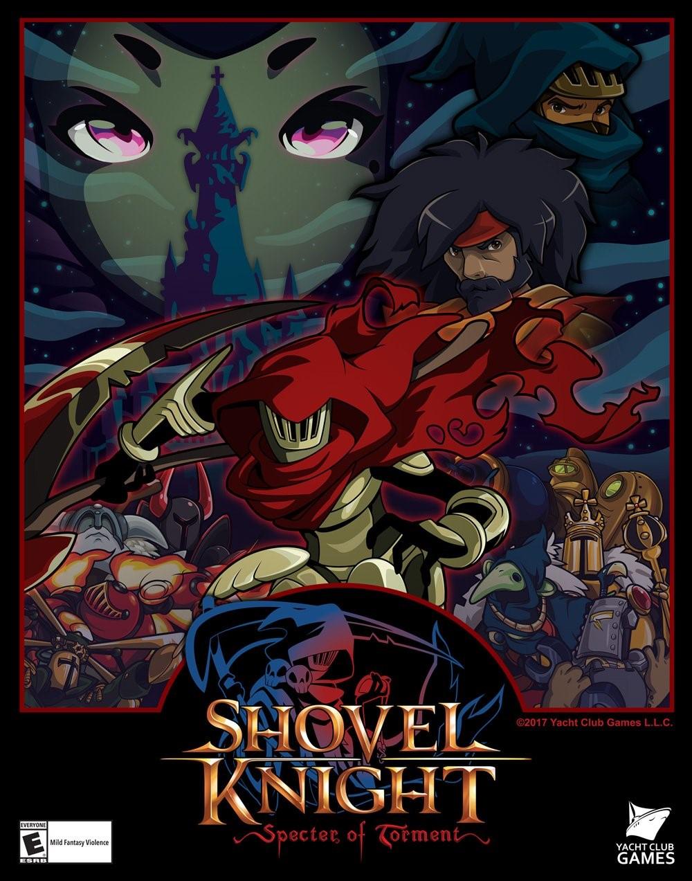 Shovel Knight Specter Of Torment Shovel Knight Wiki Fandom