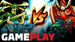 Shovel Knight Showdown 10 Minutes of Exclusive Gameplay