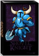 Shovel Knight - Temporary Box Art
