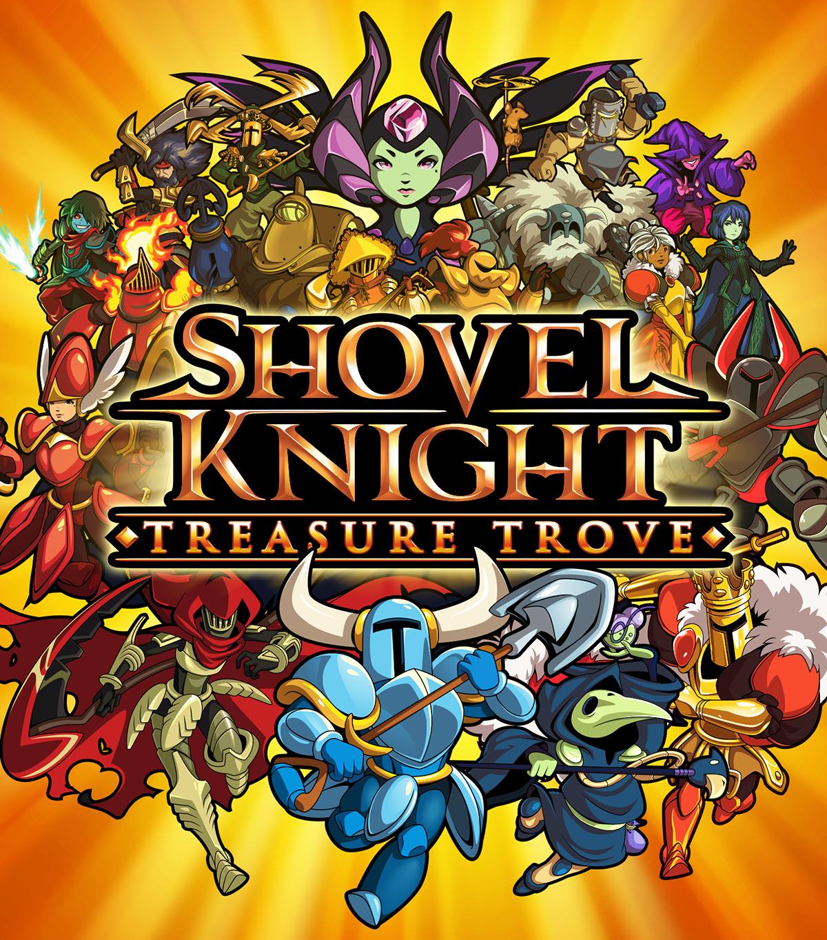 Shovel Knight: Treasure Trove | Shovel Knight Wiki | FANDOM