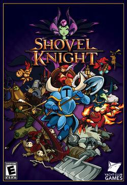 Shovel knight cover