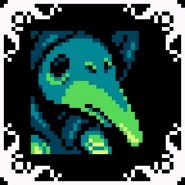 Plague Knight Portrait