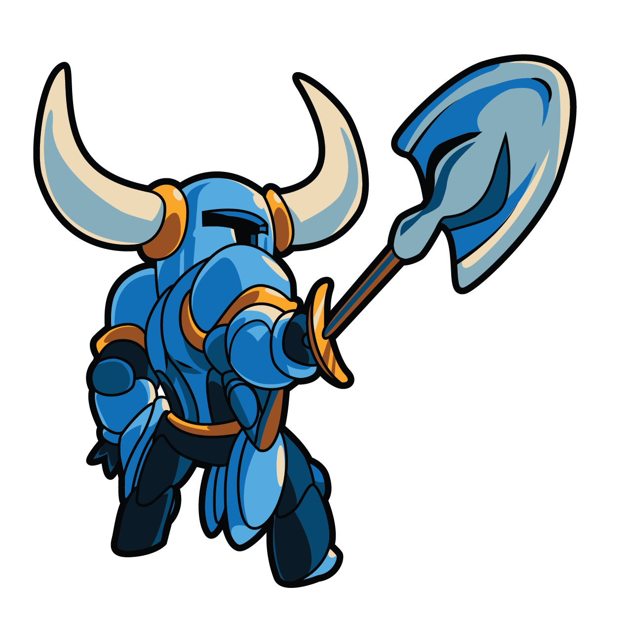 Image result for shovel knight transparent
