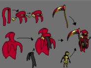 Specter Knight Robe Anatomy