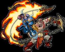Shovel-Knight-VS-Kratos
