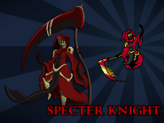 Body Swap Specter Knight Card