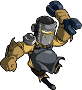 Tinker Knight Treasure Trove