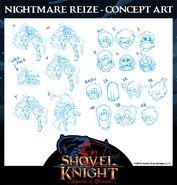 Nightmare Reize concept2