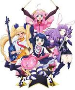 Show By Rock!! Anime