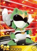 Warrior of Light - Bai Green