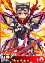 Arashi・Bakuen Raijin no Jutsu!