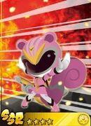 Warrior of Light - Bai Pink