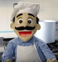 Rockstar Pasqually puppet (2018-present)