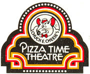 Pizza Time Theatre logo